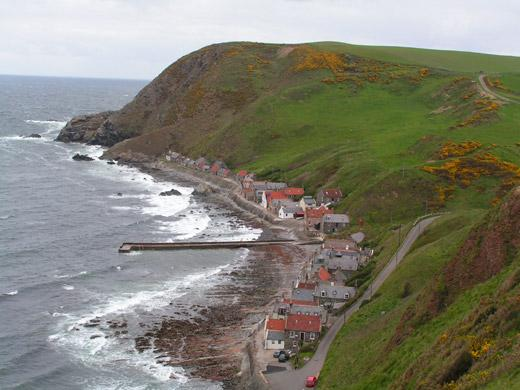 Shetlandinsel Schottland